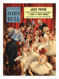 John Bull  Pantomimes School Plays Churches Hall Ballet Magazine  UK  1950