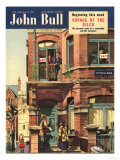John Bull  New Homes Estate Agents  House For Sale Magazine  UK  1950
