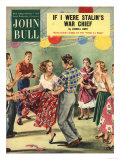 John Bull  Country Square Party Magazine  UK  1950