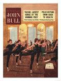 John Bull  Ballet Magazine  UK  1950
