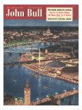 John Bull  Festival of Britain Magazine  UK  1951