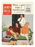 John Bull  Record Players Magazine  UK  1950