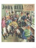 John Bull  Horse Racing Magazine  UK  1947