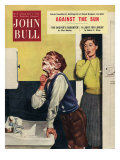 John Bull  Mothers and Sons Bathrooms Magazine  UK  1955