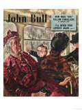 John Bull  Public Transport Magazine  UK  1949