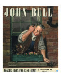 John Bull  Window Boxes Magazine  UK  1947
