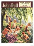 John Bull  Picnics Magazine  UK  1951