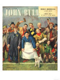 John Bull  Football Magazine  UK  1949