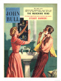 John Bull  Couples Bathrooms Magazine  UK  1955