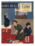 John Bull  Mothers Magazine  UK  1953