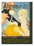 Parties  Halloween Magazine  USA  1929