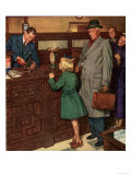 John Bull  Banks Post Office Magazine  UK  1940