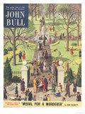 John Bull  Parks Magazine  UK  1952