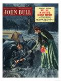 John Bull  Motoring Flat Tyre Magazine  UK  1955