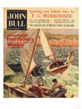 John Bull  Sailing Boats Magazine  UK  1950