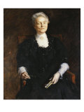 Portrait of an Elderly Woman  1907