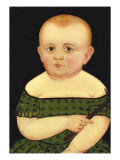 Portrait of a Baby  c1840