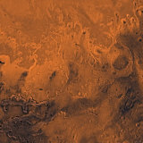 South Chryse Basin Valles Marineris Outflow Channels on Mars