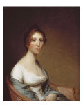 Mrs Josiah Quincy Gilbert Stuart  1809