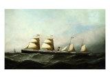 SS British Crown  1881