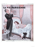La Vie Parisienne  Erotica Bedrooms Magazine  France  1938