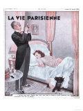 La Vie Parisienne  Erotica Bedrooms Magazine  France  1938