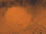 Hellas Planitia Region of Mars