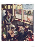 John Bull  Schools Teachers Classrooms  UK  1948