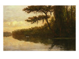 Florida Landscape  1875