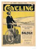 Cycling  Bicycles Magazine  UK  1922