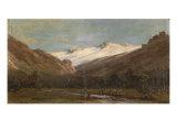 Encampment in the Sierras