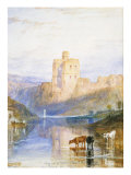 Norham Castle: an Illustration to Sir Walter Scott's Marmion  1818