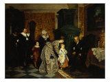 Family Visit  1869