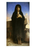 Young Arab Working Girl  Full Length  Jeune Fille Fellah  1876