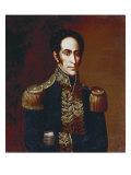 Simon Bolivar  1825