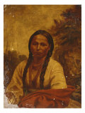 Dakota Indian Woman