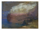 Corsica  a Wooded Headland  c1828