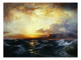 Pacific Sunset  1907