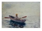 Boy in a Boat