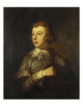 Portrait of a Boy  Said to Be William Pitt the Younger  18th Century