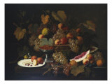 Still Life with Fruit  1852