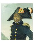 Portrait of Toussaint Louverture Giradin  1913