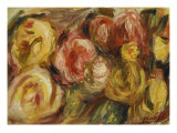 Roses, 1919 Giclée par Pierre-Auguste Renoir
