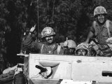 Grinning Israeli Soldiers in One of the Last Pictures Taken Before Being Killed in Six Day War