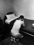 Billy Graham Convert Praying