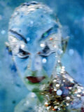 Actor Roddy Mcdowall as Ariel in the Tempest