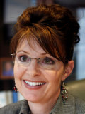 Sarah Palin  Anchorage  Alaska