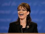Sarah Palin  Vice Presidential Debate 2008  St Louis  MO