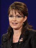 Sarah Palin  Vice Presidential Debate 2008  Oxford  MS