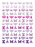 Purple Insects